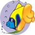 儿童绘画软件:有趣的点鱼类